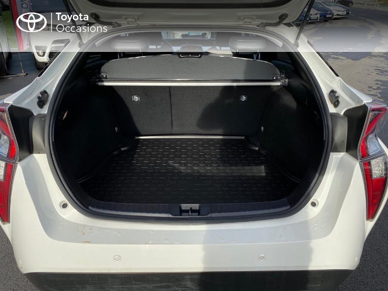 Photo 10 de l'offre de TOYOTA Prius 122h Lounge à 17990€ chez Altis - Toyota Lorient