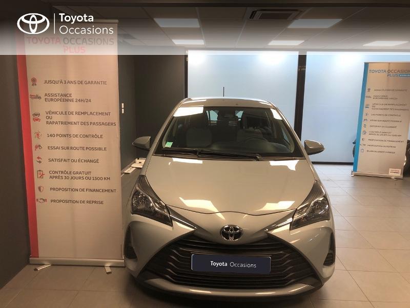 Photo 5 de l'offre de TOYOTA Yaris 70 VVT-i France 5p MY19 à 11490€ chez Altis - Toyota Lorient