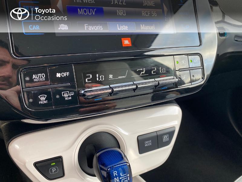 Photo 18 de l'offre de TOYOTA Prius 122h Lounge à 17990€ chez Altis - Toyota Lorient