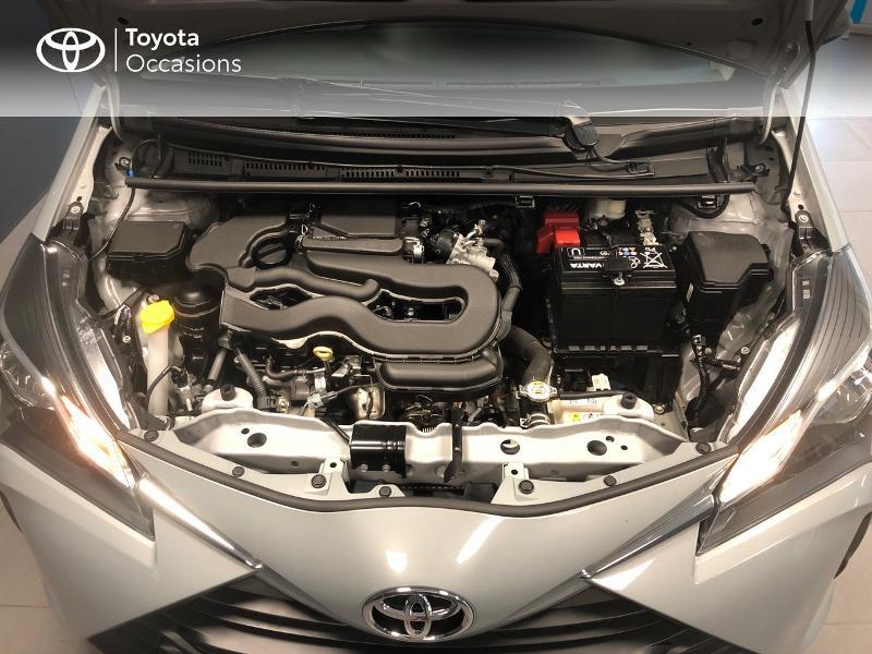 Photo 23 de l'offre de TOYOTA Yaris 70 VVT-i France 5p MY19 à 11490€ chez Altis - Toyota Lorient