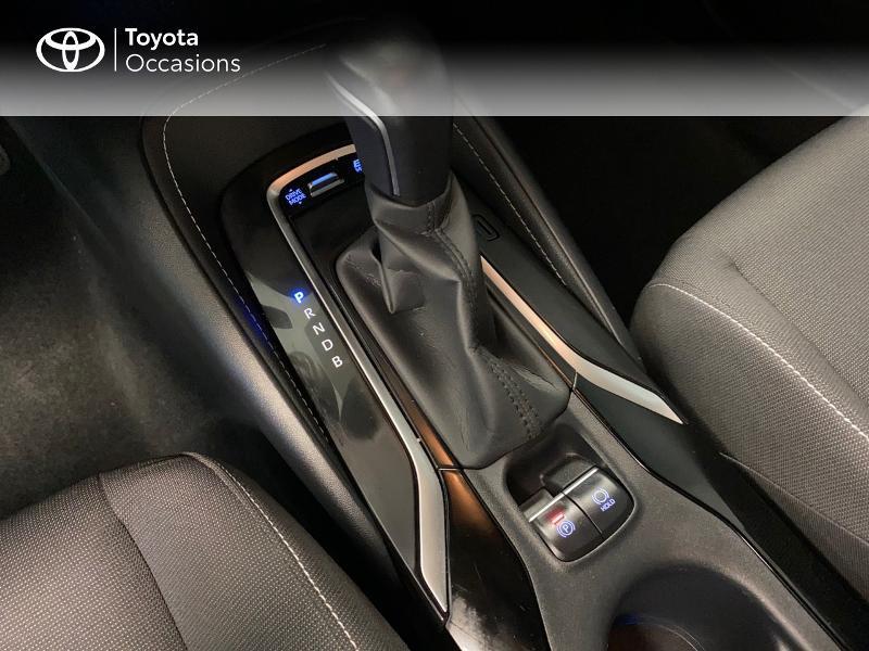 Photo 9 de l'offre de TOYOTA Corolla 122h Design à 22990€ chez Altis - Toyota Lorient