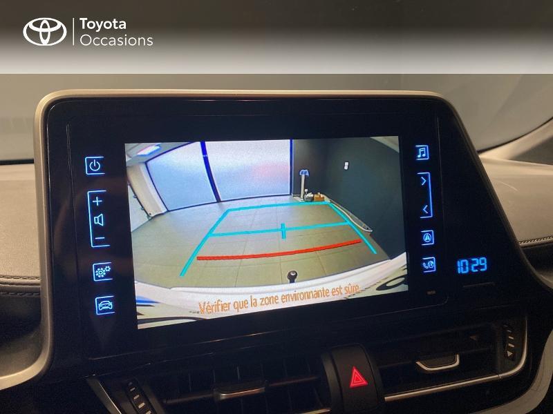 Photo 19 de l'offre de TOYOTA C-HR 122h Edition 2WD E-CVT RC18 à 20990€ chez Altis - Toyota Lorient