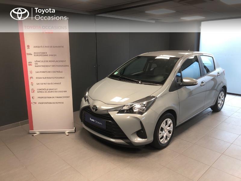 Photo 1 de l'offre de TOYOTA Yaris 70 VVT-i France 5p MY19 à 11490€ chez Altis - Toyota Lorient
