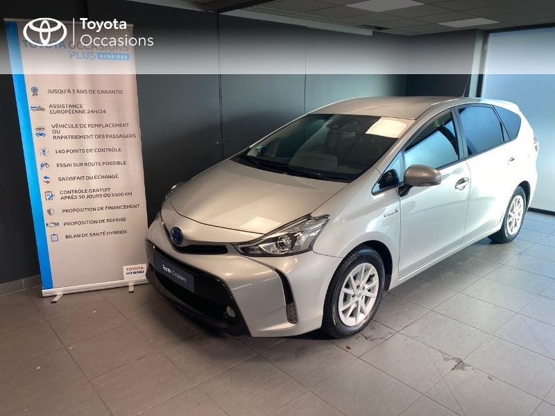 Toyota Prius+ 136h Dynamic Business TSS Hybride GRIS Occasion à vendre