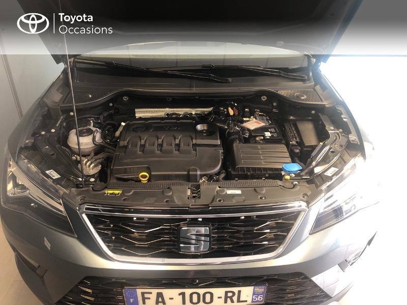 Photo 20 de l'offre de SEAT Ateca 1.6 TDI 115ch Start&Stop Xcellence Ecomotive DSG Euro6d-T à 19990€ chez Altis - Toyota Lorient