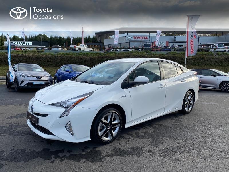 Photo 5 de l'offre de TOYOTA Prius 122h Lounge à 17990€ chez Altis - Toyota Lorient