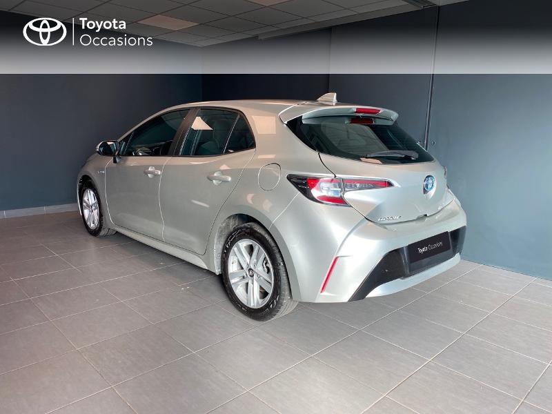 Photo 2 de l'offre de TOYOTA Corolla 122h Dynamic à 20980€ chez Altis - Toyota Lorient