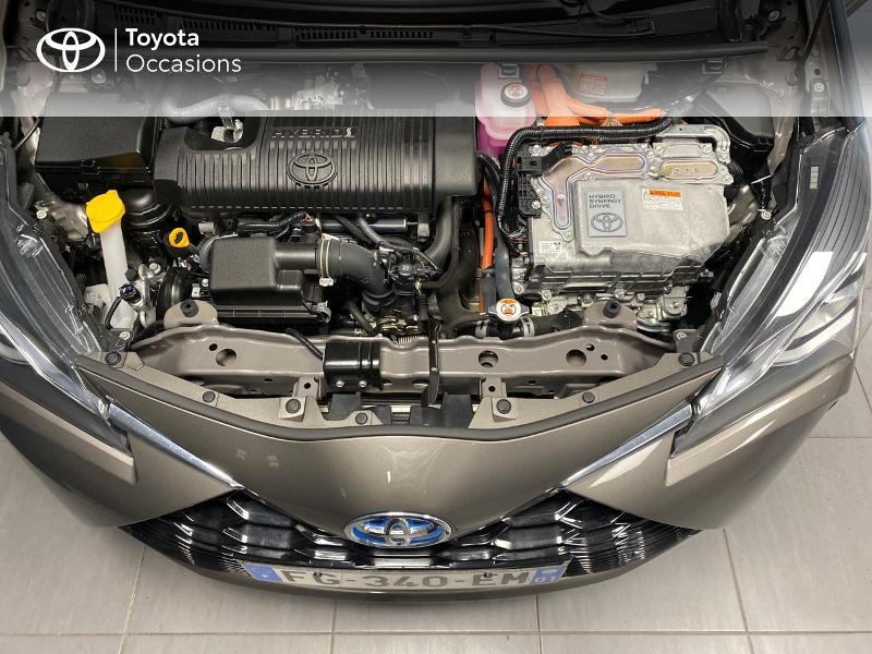 Photo 16 de l'offre de TOYOTA Yaris 100h Collection 5p RC18 à 16990€ chez Altis - Toyota Lorient