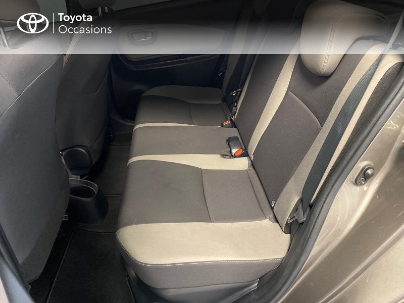 Photo 14 de l'offre de TOYOTA Yaris 100h Collection 5p RC18 à 16990€ chez Altis - Toyota Lorient