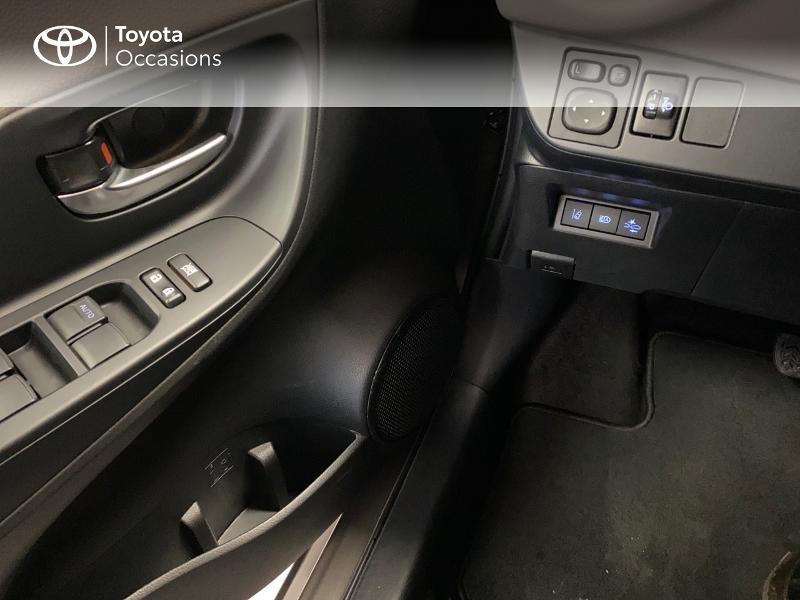 Photo 12 de l'offre de TOYOTA Yaris 100h Collection 5p RC18 à 16990€ chez Altis - Toyota Lorient