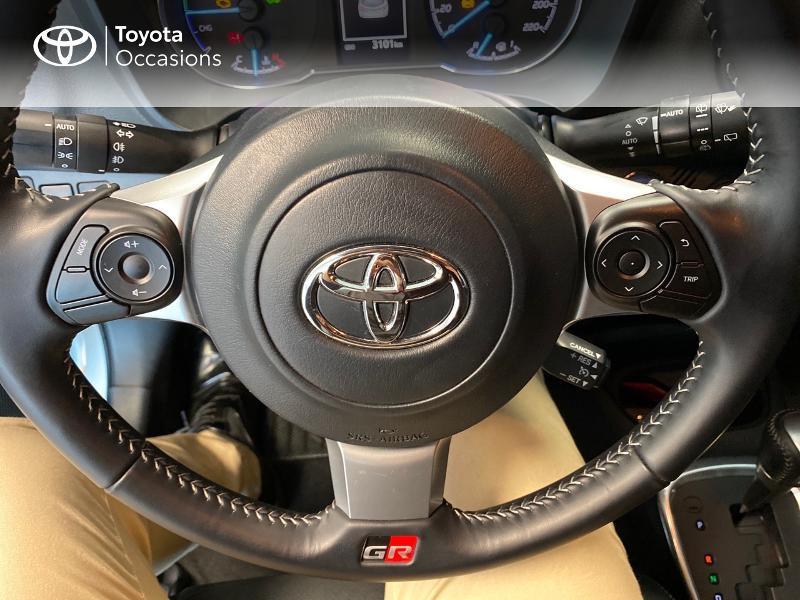 Photo 12 de l'offre de TOYOTA Yaris 100h GR SPORT 5p MY19 à 17990€ chez Altis - Toyota Lorient