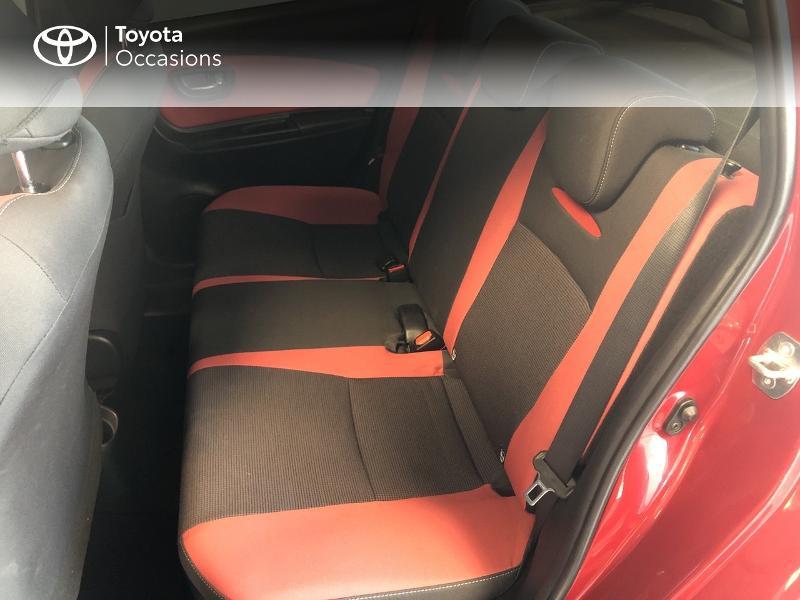 Photo 14 de l'offre de TOYOTA Yaris 100h Collection 5p à 15990€ chez Altis - Toyota Lorient