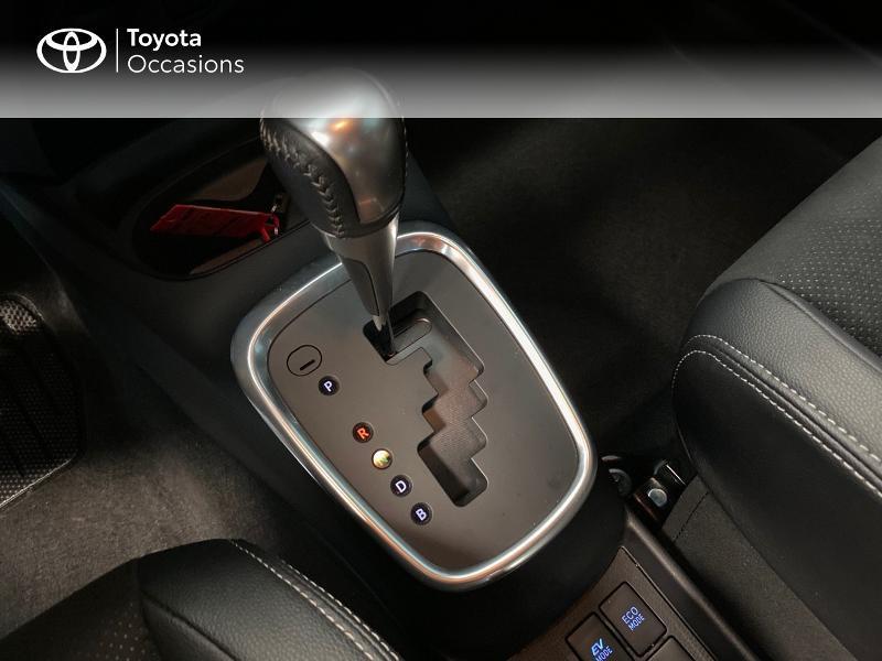 Photo 16 de l'offre de TOYOTA Yaris 100h GR SPORT 5p MY19 à 17990€ chez Altis - Toyota Lorient