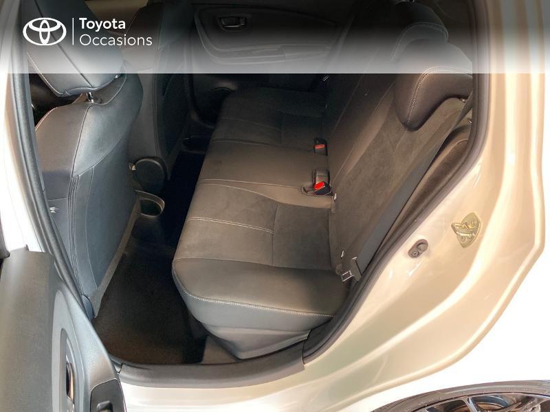 Photo 14 de l'offre de TOYOTA Yaris 100h GR SPORT 5p MY19 à 17990€ chez Altis - Toyota Lorient