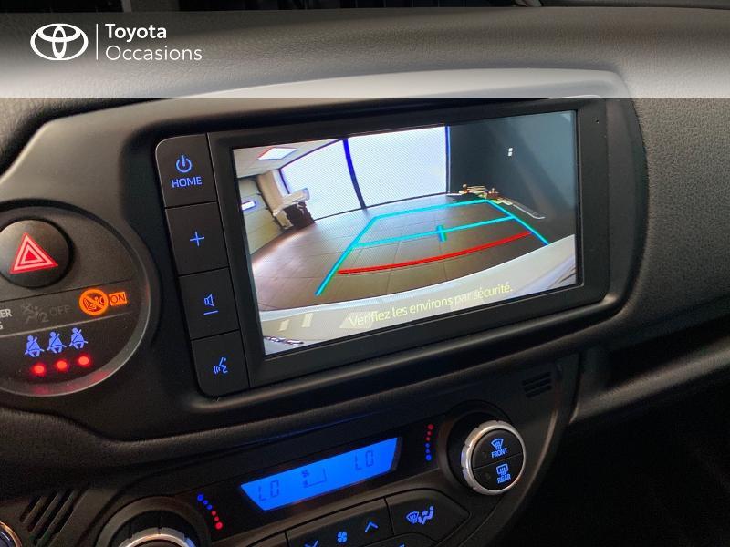 Photo 10 de l'offre de TOYOTA Yaris 100h GR SPORT 5p MY19 à 17990€ chez Altis - Toyota Lorient
