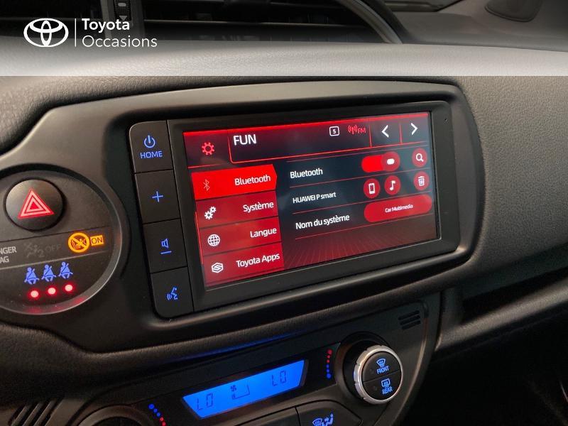 Photo 8 de l'offre de TOYOTA Yaris 100h GR SPORT 5p MY19 à 17990€ chez Altis - Toyota Lorient