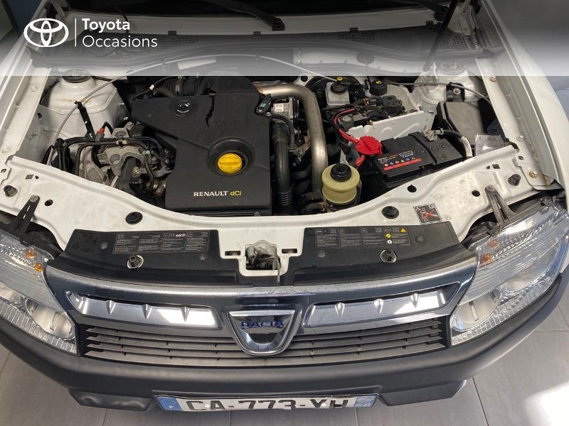 Photo 16 de l'offre de DACIA Duster 1.5 dCi 110ch FAP Ambiance 4X2 à 8990€ chez Altis - Toyota Lorient