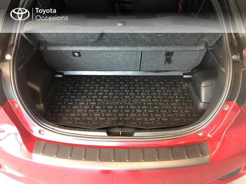 Photo 15 de l'offre de TOYOTA Yaris 100h Collection 5p à 15990€ chez Altis - Toyota Lorient