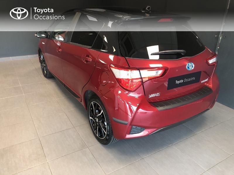 Photo 2 de l'offre de TOYOTA Yaris 100h Collection 5p à 15990€ chez Altis - Toyota Lorient