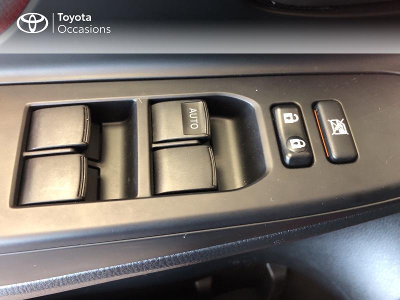 Photo 16 de l'offre de TOYOTA Yaris 100h Collection 5p à 15990€ chez Altis - Toyota Lorient