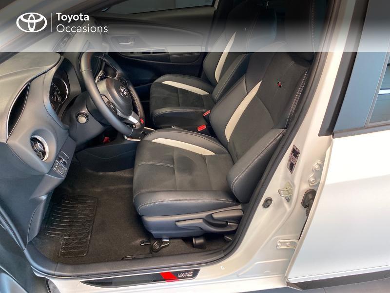 Photo 13 de l'offre de TOYOTA Yaris 100h GR SPORT 5p MY19 à 17990€ chez Altis - Toyota Lorient