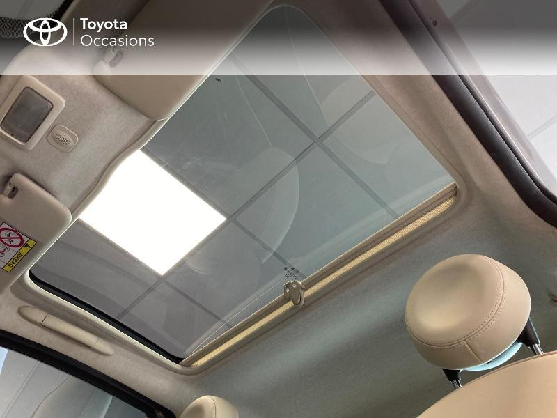 Photo 15 de l'offre de FIAT 500 1.2 8v 69ch Lounge à 9990€ chez Altis - Toyota Lorient