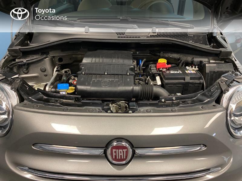 Photo 17 de l'offre de FIAT 500 1.2 8v 69ch Lounge à 9990€ chez Altis - Toyota Lorient