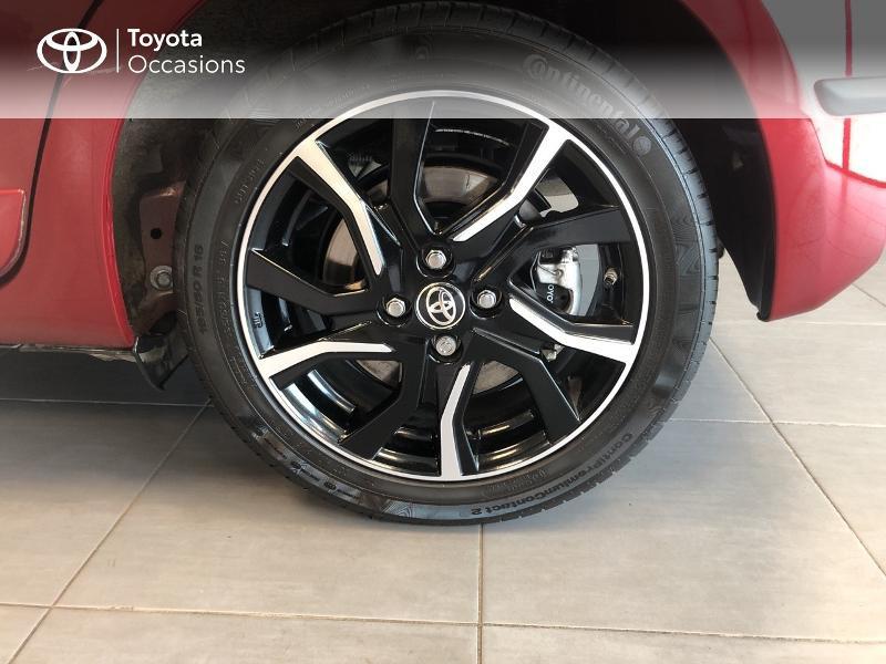 Photo 4 de l'offre de TOYOTA Yaris 100h Collection 5p à 15990€ chez Altis - Toyota Lorient