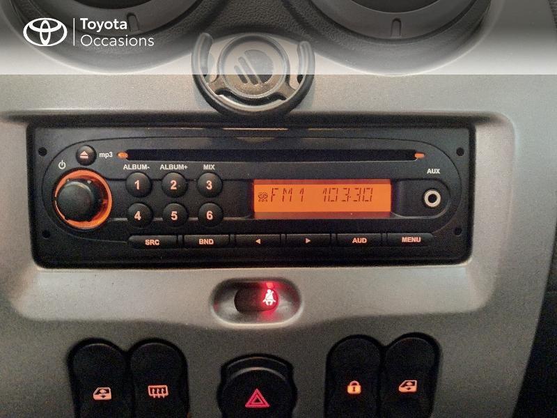 Photo 7 de l'offre de DACIA Duster 1.5 dCi 110ch FAP Ambiance 4X2 à 8990€ chez Altis - Toyota Lorient
