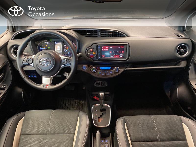 Photo 5 de l'offre de TOYOTA Yaris 100h GR SPORT 5p MY19 à 17990€ chez Altis - Toyota Lorient