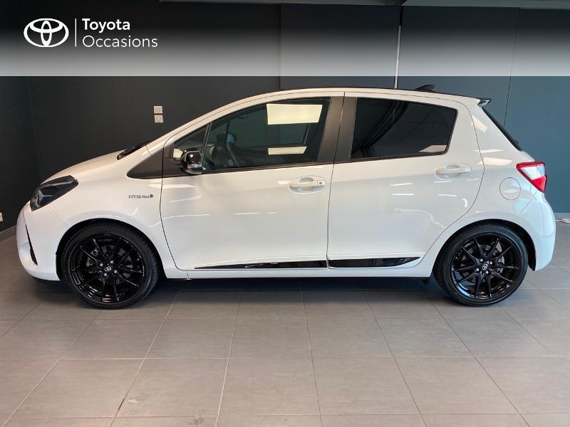 Photo 3 de l'offre de TOYOTA Yaris 100h GR SPORT 5p MY19 à 17990€ chez Altis - Toyota Lorient