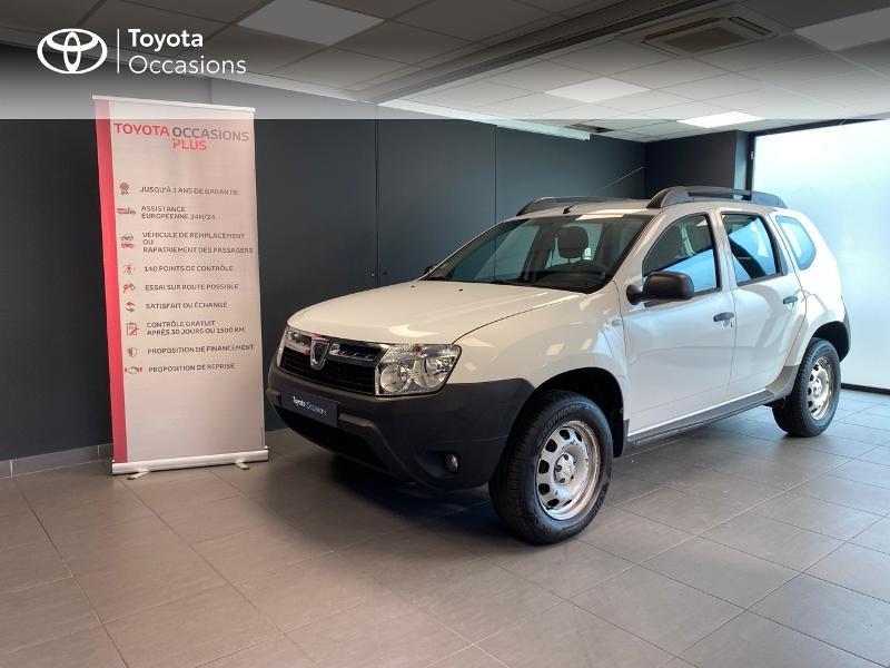 Photo 1 de l'offre de DACIA Duster 1.5 dCi 110ch FAP Ambiance 4X2 à 8990€ chez Altis - Toyota Lorient