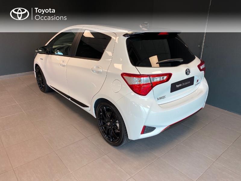 Photo 2 de l'offre de TOYOTA Yaris 100h GR SPORT 5p MY19 à 17990€ chez Altis - Toyota Lorient