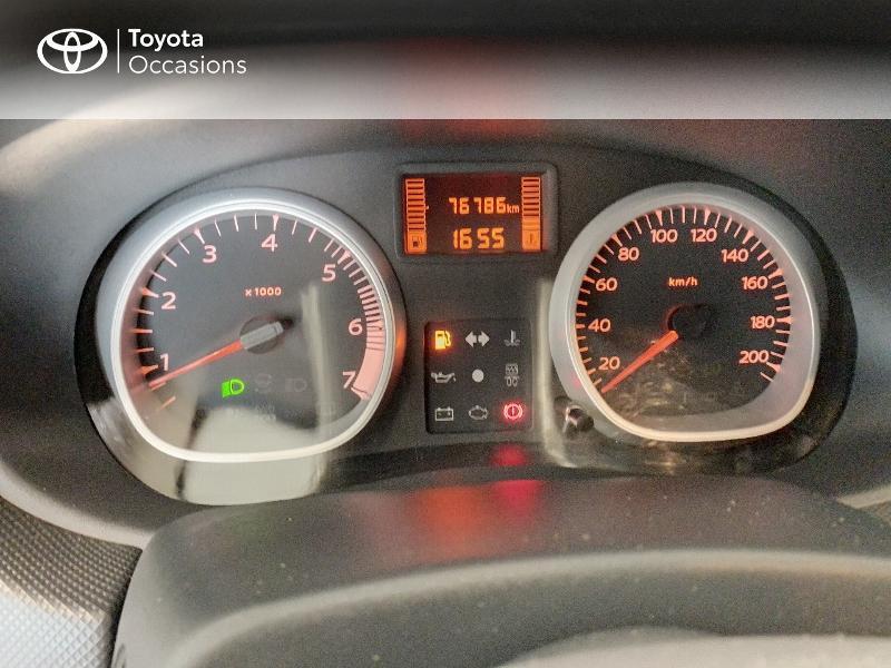Photo 8 de l'offre de DACIA Duster 1.5 dCi 110ch FAP Ambiance 4X2 à 8990€ chez Altis - Toyota Lorient