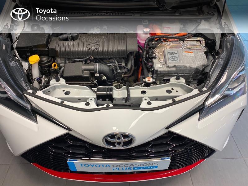 Photo 18 de l'offre de TOYOTA Yaris 100h GR SPORT 5p MY19 à 17990€ chez Altis - Toyota Lorient