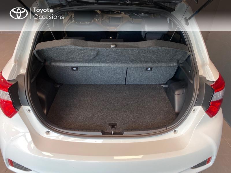 Photo 15 de l'offre de TOYOTA Yaris 100h GR SPORT 5p MY19 à 17990€ chez Altis - Toyota Lorient