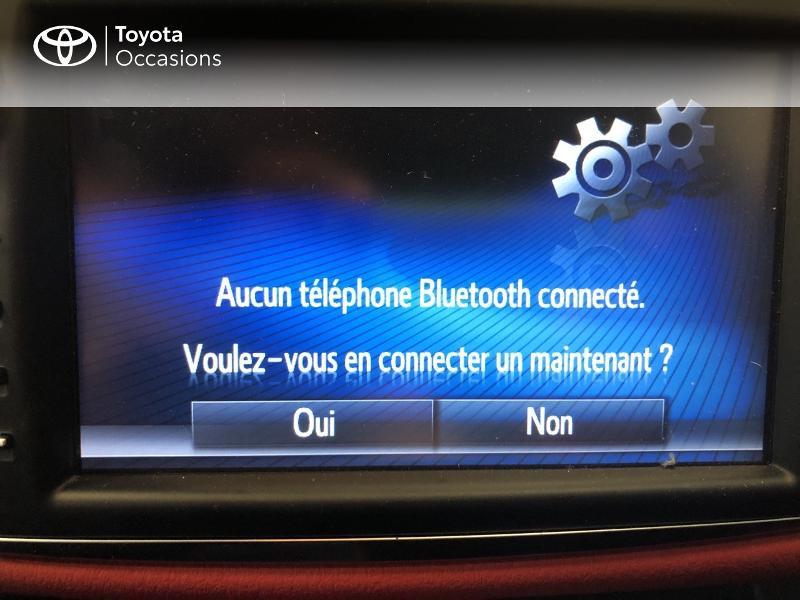 Photo 12 de l'offre de TOYOTA Yaris 100h Collection 5p à 15990€ chez Altis - Toyota Lorient