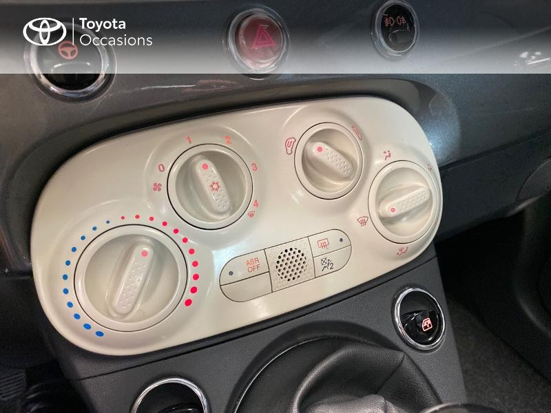Photo 13 de l'offre de FIAT 500 1.2 8v 69ch Lounge à 9990€ chez Altis - Toyota Lorient