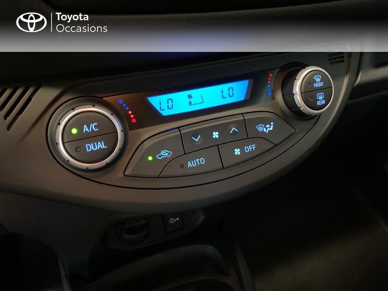 Photo 9 de l'offre de TOYOTA Yaris 100h GR SPORT 5p MY19 à 17990€ chez Altis - Toyota Lorient