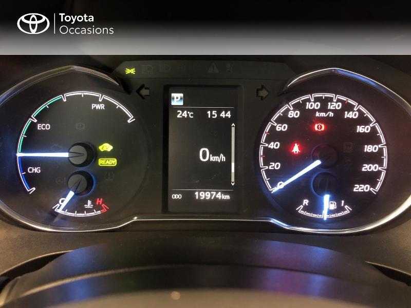 Photo 8 de l'offre de TOYOTA Yaris 100h Collection 5p à 15990€ chez Altis - Toyota Lorient