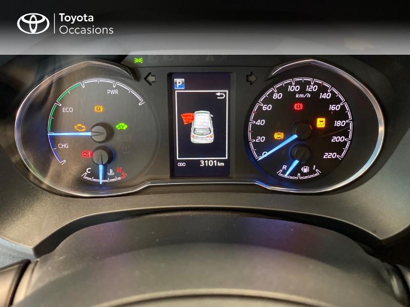 Photo 11 de l'offre de TOYOTA Yaris 100h GR SPORT 5p MY19 à 17990€ chez Altis - Toyota Lorient