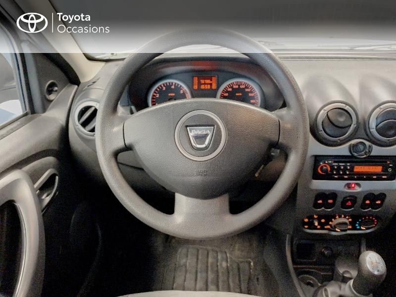 Photo 6 de l'offre de DACIA Duster 1.5 dCi 110ch FAP Ambiance 4X2 à 8990€ chez Altis - Toyota Lorient