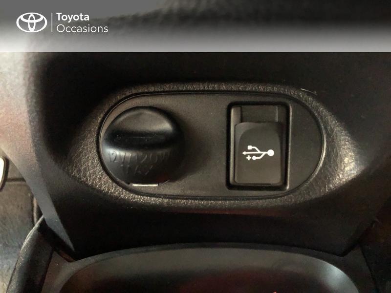 Photo 18 de l'offre de TOYOTA Yaris 100h Collection 5p à 15990€ chez Altis - Toyota Lorient