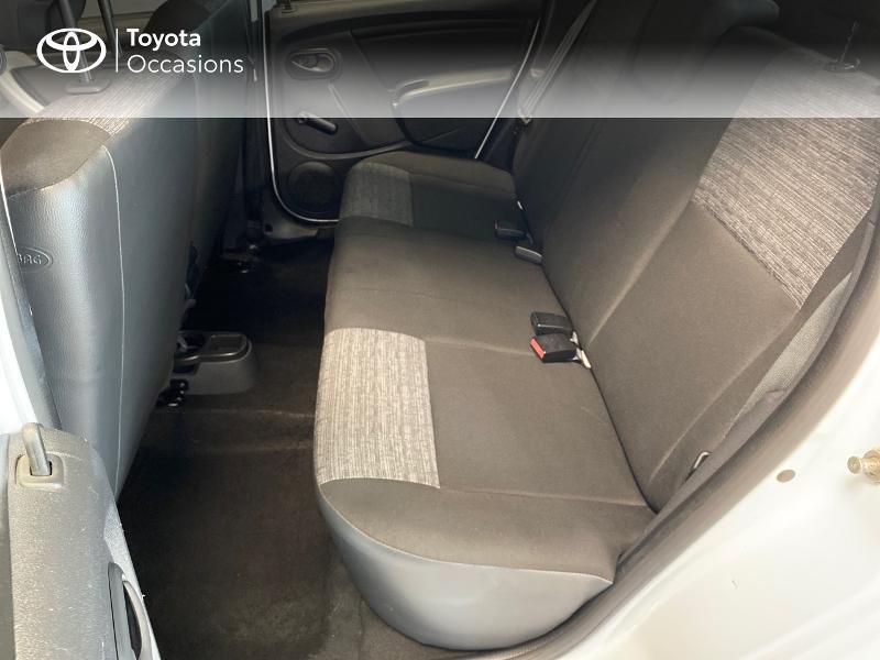 Photo 14 de l'offre de DACIA Duster 1.5 dCi 110ch FAP Ambiance 4X2 à 8990€ chez Altis - Toyota Lorient