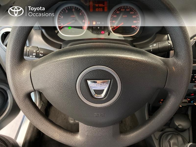 Photo 10 de l'offre de DACIA Duster 1.5 dCi 110ch FAP Ambiance 4X2 à 8990€ chez Altis - Toyota Lorient