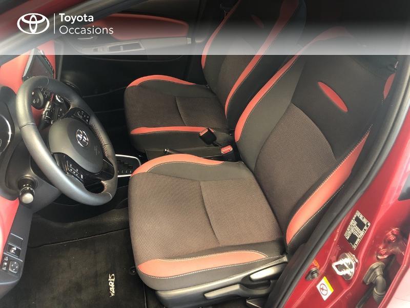 Photo 13 de l'offre de TOYOTA Yaris 100h Collection 5p à 15990€ chez Altis - Toyota Lorient