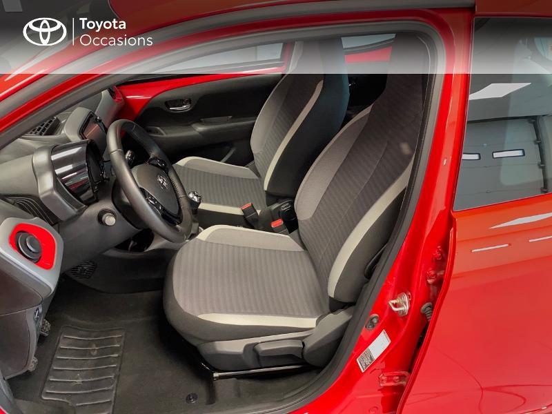 Photo 16 de l'offre de TOYOTA Aygo 1.0 VVT-i 72ch x-play x-app 5p à 10990€ chez Altis - Toyota Lorient
