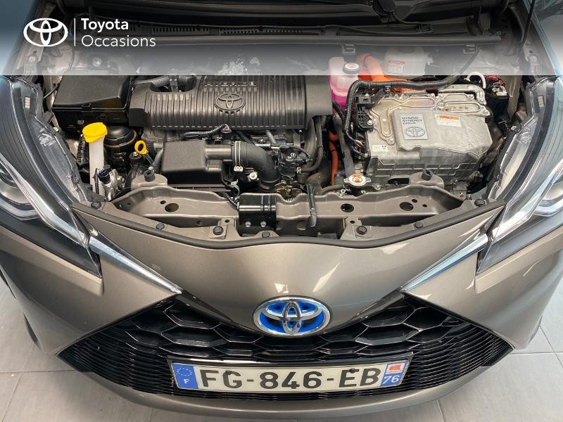 Photo 16 de l'offre de TOYOTA Yaris 100h Collection 5p MY19 à 16990€ chez Altis - Toyota Lorient