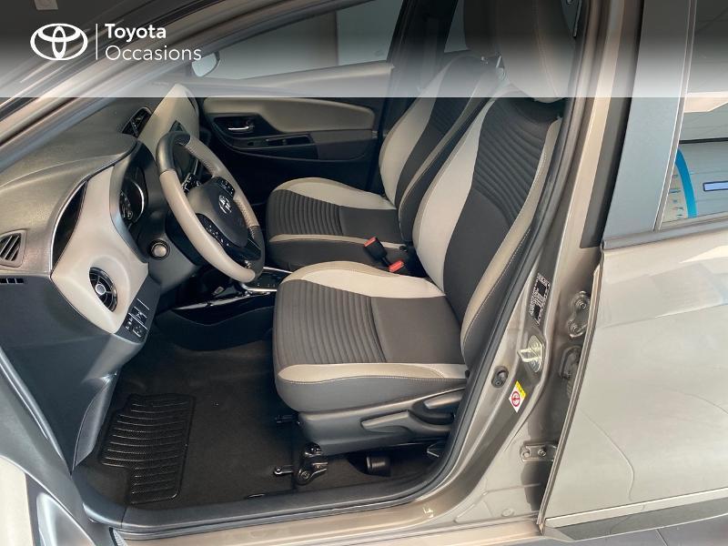 Photo 13 de l'offre de TOYOTA Yaris 100h Collection 5p MY19 à 16990€ chez Altis - Toyota Lorient