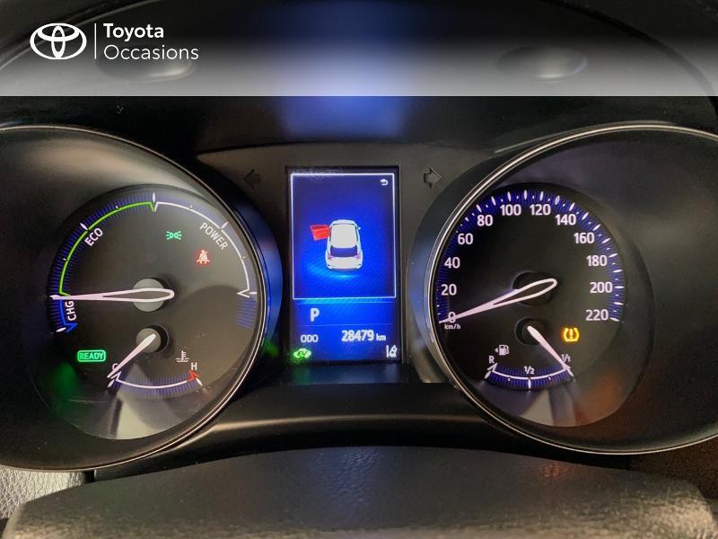 Photo 8 de l'offre de TOYOTA C-HR 122h Edition 2WD E-CVT RC18 à 21980€ chez Altis - Toyota Lorient